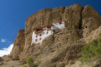 Shergol Gompa - impressive monastery in Ladakh