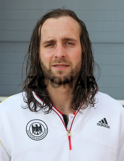 deutscher Handball-Torwart Silvio Heinevetter DHB Team DKB Handball-Bundesliga 2012-13
