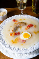 Zurek delicious polish easter soup