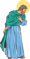saint Joseph the father of jesus