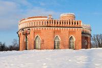 Pavilion in Tsaritsyno estate