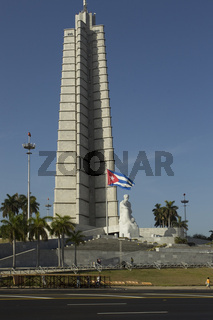 Kuba - Symbole der kubanische Revolution