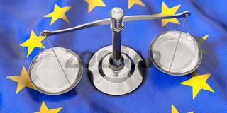 Gerechtigkeit in der EU