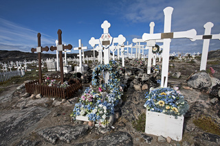 Friedhof von Ilulissat, Grönland