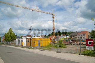 Ortskernsanierung Oberthal Einkaufcenter