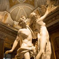 Bernini Statue: Apollo e Dafne (Apollo and Daphne)