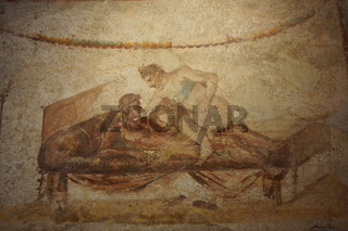 erotische wandmalereien,pompeji