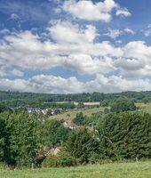 Weibersbrunn,Spessart,Bayern,Deutschland