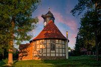 Rundkirche Siptenfelde im Harz