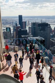 Rockefeller Center Platform