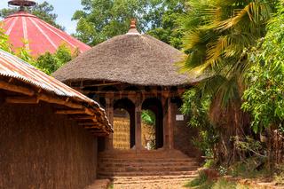 Ura Kidane Mehret Church, monastery Ethiopia