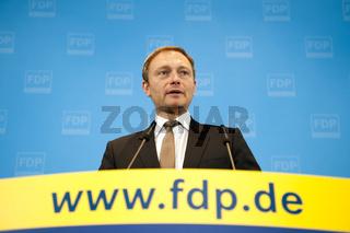 Presentation of the new Secretary of FDP