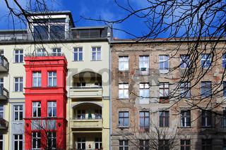 Berlin Prenzlauer Berg - Alt & Neu