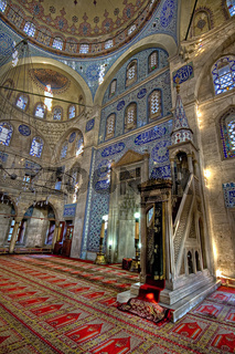 A Tile Paradise; Sokollu Mehmet Pasha Mosque