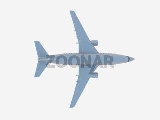 CommercialPassenger Plane in Airin Sky Aviation Cargo Service