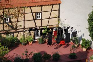 Ueber den Daechern von Bamberg