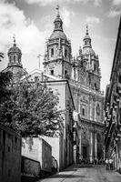 Street in Salamanca