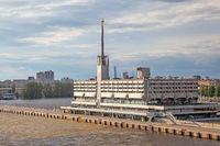 Marine Passenger Terminal in Saint Petersburg