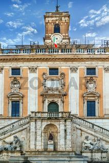 Palazzo Senatorio, Rome, Italy