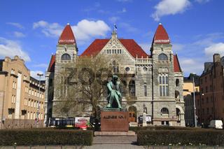 Das Finnische Nationaltheater
