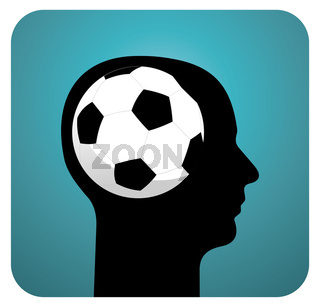 Soccer ball brains