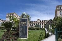 Honoré Daumier statue, Marseille