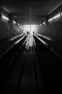 Seoul Subway Station in South Korea