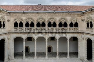 Patio del Colegio de San Gregorio