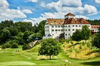 Schloss Langenstein in der Nähe von Stockach