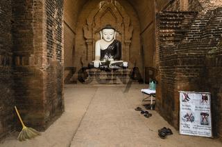 Pyathada Pagode, Bagan, Mandalay Division, Myanmar