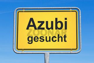 Azubi gesucht !