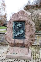 Albert Lortzing-Denkmal in Detmold