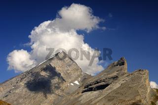 Alpengipfel, Schweiz