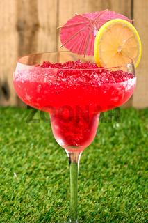 Strawberry Watermelon Daiquiri
