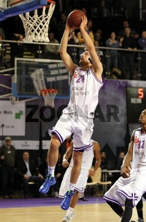 BBL 2011/2012 BG Göttingen vs. EWE Baskets