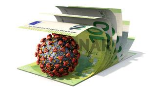 Corona-Pandemie und Geld