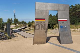 Grenze Deutschland, Polen | Border Germany, Poland