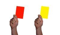 Rote und Gelbe Karte