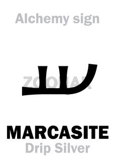 Alchemy: MARCASITE (Marcasita)