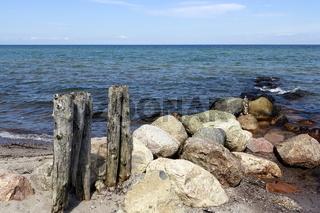 Strand Steine