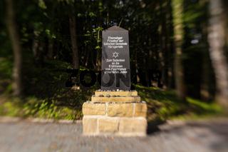 jüdischer Friedhof bei harzgerode