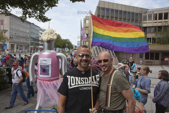 Christopher Street Day in Bielefeld