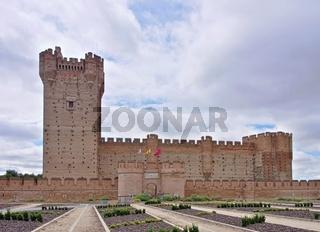Castillo de la Mota 01