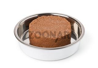 tinned cat food