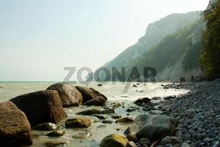 Findlingsküste Jasmund