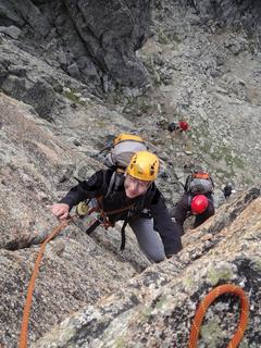 Felsklettern in den Alpen, Österreich
