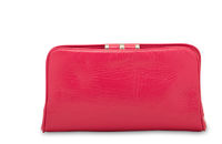 Women's stylish pink handbag – clutch