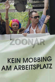 csd, stuttgart, kein mobbing am arbeitsplatz