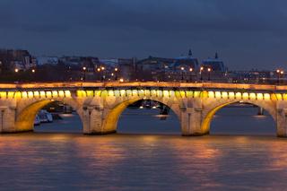 Pont Neuf in Paris, France