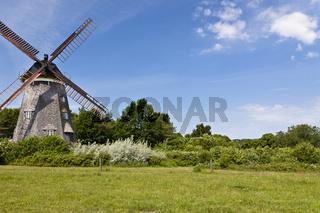 Windmühle auf der Insel Usedom